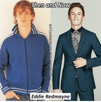 Q-how old are you? Tag a friend! harrypotter potterhead hpthenandnow: PEEVES THEoPO/ETERGE IST[] [] 06  en-andINO  and Novy  W  Eddie Redmayne Q-how old are you? Tag a friend! harrypotter potterhead hpthenandnow
