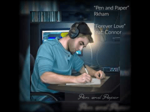"Love, Tumblr, and Blog: ""Pen and Paper""  Rkham  Forever Love  eat. Connor  GLe iglovequotes:Amazing"