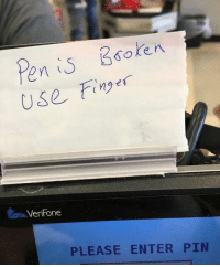 "Cum, Tumblr, and Blog: Pen i oren  USe Finger  VeriFone  PLEASE ENTER PIN awesomesthesia:  Your girl when you cum too fast: ""If the…"