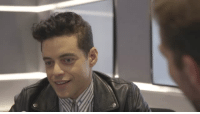 Target, Teacher, and Tumblr: pentecost:rami malek thoughtfully formulating a sentence fragment  Me when the teacher calls on me to answer and I havent been paying attention