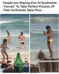 "Memes, Free, and Pictures: People Are Sharing Pics Of Boyfriends  ""Forced"" To Take Perfect Pictures Of  Their Girlfriends (New Pics) The torture these poor men have been put through...😂 Bullshit free posts only at @handpickedhighlights"