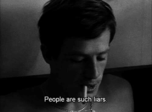liars: People are such liars