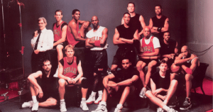 People don't talk about how dominant the 96-97 Bulls were.   They were 69-13 & if Pippen's three would have gone in during the final game of the season the Bulls would have had back-to-back 70-Win seasons!   They also only lost back-to-back games twice.  #TheLastDance https://t.co/r3g42yyiEp: People don't talk about how dominant the 96-97 Bulls were.   They were 69-13 & if Pippen's three would have gone in during the final game of the season the Bulls would have had back-to-back 70-Win seasons!   They also only lost back-to-back games twice.  #TheLastDance https://t.co/r3g42yyiEp