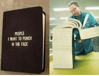 Memes, 🤖, and The Face: PEOPLE  I WANT TO PUNCH  IN THE FACE