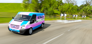 People of this subreddit,allow me to introduce my latest creation,the Ford TRANS-it: People of this subreddit,allow me to introduce my latest creation,the Ford TRANS-it