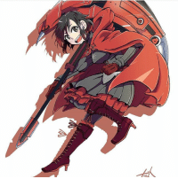 People who send me RWBY pics are my friends :): People who send me RWBY pics are my friends :)