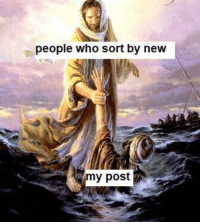 """Who, Via, and Format: people who sort by new  my post <p>This format looks very interesting, los of posibilities, might be worth buying. via /r/MemeEconomy <a href=""""https://ift.tt/2G218RO"""">https://ift.tt/2G218RO</a></p>"""