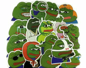 Pepe the frog   Etsy: Pepe the frog   Etsy