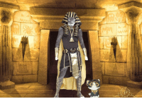 Pepper and I have our costumes for the Black Cat Ball 2016 from Prince Pippin's Royal Design Studio! Be sure to make mewr donation and order mewr costumes soon!  The ancient Egyptians worshipped cats (and we have never forgotten this), so, what could be more appropriate than Pharoh Kaito, Gold Medal Napper and his little brother Pepper as Bast! Just watch out for those spooky mummies! =^..^=: Pepper and I have our costumes for the Black Cat Ball 2016 from Prince Pippin's Royal Design Studio! Be sure to make mewr donation and order mewr costumes soon!  The ancient Egyptians worshipped cats (and we have never forgotten this), so, what could be more appropriate than Pharoh Kaito, Gold Medal Napper and his little brother Pepper as Bast! Just watch out for those spooky mummies! =^..^=