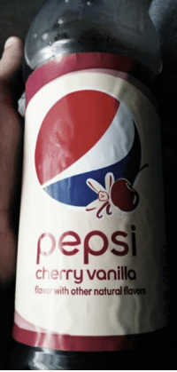 Drinking, Memes, and Pop: pepsi  Cherry Vanilla  flavor with other natural flavors I can not get enough of these and I have never been much of a pop/soda drinker and have never ever liked this drink. But now I crave them. What is or was your pregnancy craving? ~Nickey~