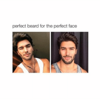 Beard, Goals, and Goal: perfect beard for the perfect face looking goals
