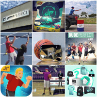 """New Year's, TV Shows, and Diamond: PERFECT  DUDE PERFECT  SHOW  UDE Dude Perfect's BEST 9 memories of 2016!!!  2016 WAS OUR BEST YEAR EVERRR! (1) Moved into DPHQ2 (2) Launched a Nerf toy line (3) Made a Water Bottle Flip video that exploded online (4) Filmed with Serena Williams (5) Crossed 15,000,000 subs on YouTube & got our diamond play button (6) premiered Season 1 of hit TV Show (7) Created a chart topping iPhone game called """"Endless Ducker"""" (8) Broke 10 Basketball World Records thanks to RuRuffles9) And finally... debuted our killer clothing line! CAN'T WAIT to see what 2017 has in store... so many huge videos planned! HAPPY NEW YEAR! // 🔥🔥🔥(DOUBLE TAP for a 2016 Rewind Video of all our best shots from this year! // 200,000 LIKES & we'll load it on Monday! (Sorry editors) 😂😂😂"""