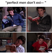 "wth was rory thinking?!: ""perfect men don't exi-  99 wth was rory thinking?!"