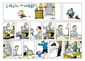 Perfect strip for Father's day!: Perfect strip for Father's day!