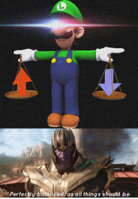 All the Things: Perfectly balanced as all things should be