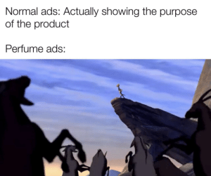 Perfume ads are really weird. by TemoFawwaz MORE MEMES: Perfume ads are really weird. by TemoFawwaz MORE MEMES