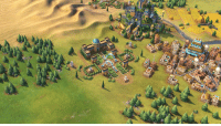 Persia and one other unannounced civ will be coming to Civilization 6 with its Spring update.: Persia and one other unannounced civ will be coming to Civilization 6 with its Spring update.