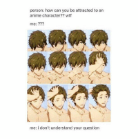Naruto, Fandom, and Fairytail: person: how can you be attracted to an  anime character?? wtf  me:  me: i don't understand your question 😍😍👏 !1! -@llsifscouts-kelsey - onepiece anime animeamv animeedit animelover fairytail blackbutler blueexorcist tokyoghoul attackontitan deathnote hunterxhunter narutoshippuden naruto noragami onepunchman haikyuu kurokonobasket thesevendeadlysins owarinoseraph animefacts yurionice swordartonline mysticmessenger 👀 assassinationclassroom iloveanime animeworld weeb