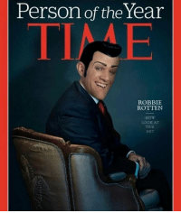 R O B B I E R O T T E N He knows where you live. (Credit tagged): Person of the Year  ROBBIE  ROTTEN  NOW  LOOK AT  THIS  NET R O B B I E R O T T E N He knows where you live. (Credit tagged)