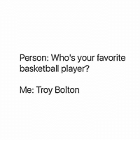 Basketball, Memes, and 🤖: Person: Who's your favorite  basketball player?  Me: Troy Bolton ilu troy (@feministwild)