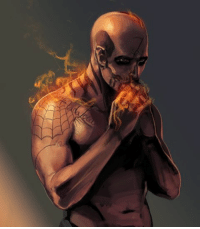 Personally this guy and Deadshot did Suicide Squad for me!!! 🤔 Who was yours???😈 Artist: Unknown (comment) diablo deadshot comic comics dc dcfact dcvillains suicidesquad dccu cinematicuniverse cinematic movie dcmovie 2016 harleyquinn joker thejoker batman svf supervillains fire accuracy gods godlike: Personally this guy and Deadshot did Suicide Squad for me!!! 🤔 Who was yours???😈 Artist: Unknown (comment) diablo deadshot comic comics dc dcfact dcvillains suicidesquad dccu cinematicuniverse cinematic movie dcmovie 2016 harleyquinn joker thejoker batman svf supervillains fire accuracy gods godlike
