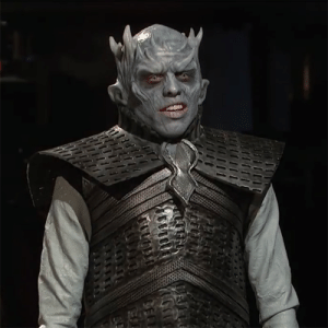King, Davidson, and Pete Davidson: Pete Davidson as the Night King
