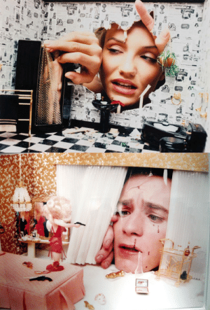 petersonreviews: Cameron Diaz and Ewan McGregor in the October issue of The Face, 1997 Photos by David LaChapelle : petersonreviews: Cameron Diaz and Ewan McGregor in the October issue of The Face, 1997 Photos by David LaChapelle