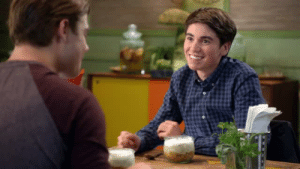 Carly Rae Jepsen, Target, and Tumblr: petitebabyslut:  therealonealsgifs:  My first gay date was everything I imagined it would be…  A Carly Rae Jepsen song would've made it perfect