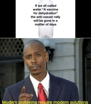 Petition to call water a vaccine for dehydration by LingLing2020 MORE MEMES: Petition to call water a vaccine for dehydration by LingLing2020 MORE MEMES