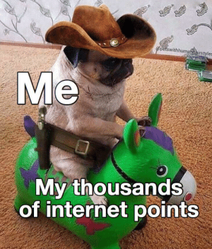 I got horses in the back! Invest to ride your success to profit! via /r/MemeEconomy https://ift.tt/33nEsmY: @petswithhumahairstyles  Me  My thousands  of internet points I got horses in the back! Invest to ride your success to profit! via /r/MemeEconomy https://ift.tt/33nEsmY