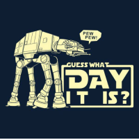 PEW  PEW!  UESS WHA  IT IS?