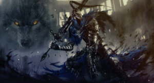 Pewdiepie,  Sven, and Artorias-And-Sif: PewDiePie and Sven have many similarities to Artorias and Sif from DS1.