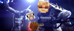 Meme, Water, and Sheep: Pewdiepie  Water  Sheep An edited version of the water sheep meme i did