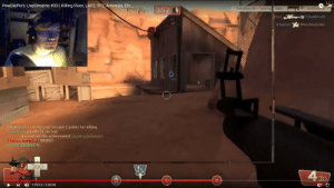 (Not a Minecraft post or a wedding post) Felix, just recently watched one of your old streams from back in the day and I had no clue you played Team Fortress 2. It would be so cool for you to revisit the game as it is still going strong with it being one of steams most popular games.: PewDiePie's LiveStreams #33   Killing Floor, L4D2, TF2, Amnesia, Etc...  LF  TotalRecall+SirEag  PewDiePle  DRH.  3:52  ebaz  TotalRecall  WheatieyCube  A barrel  LOEDIRBoll (1,029) [10/50] pot 2 points for killing  PawDiepta (1,005) [10/50]  rhas earned the achievement Quadruple Bypass  fyuiceAndgeAZ: MEDIC!  Vwww.2old4that.de  200  420  HD  1:19:13/2:00:08 (Not a Minecraft post or a wedding post) Felix, just recently watched one of your old streams from back in the day and I had no clue you played Team Fortress 2. It would be so cool for you to revisit the game as it is still going strong with it being one of steams most popular games.