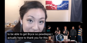 Pewds, Nola reacted to your video! This lady has big PP: Pewds, Nola reacted to your video! This lady has big PP