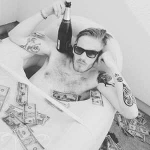Pewds should do a video over his tattoos explaining why he got them.: Pewds should do a video over his tattoos explaining why he got them.