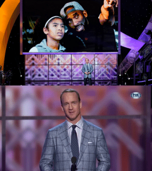 Peyton Manning delivers a tribute to Kobe Bryant at #NFLHonors. https://t.co/BBN44TpWzg: Peyton Manning delivers a tribute to Kobe Bryant at #NFLHonors. https://t.co/BBN44TpWzg