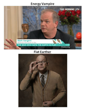 Phil and Holly mistake Energy Vampire for a Flat Earther – This Morning (UK) (11/02/20): Phil and Holly mistake Energy Vampire for a Flat Earther – This Morning (UK) (11/02/20)