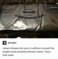 Advil, Memes, and Philadelphia: PHILADELPHIA  HIL  NND  PHILADELPHIA  amcheese.com  gamgee  cream cheese dot com is without a doubt the  single most powerful domain name i have  ever seen Unlit highways at nighttime are so surreal I feel like I'm one dose of dark!advil away from nightvale - Max textpost textposts