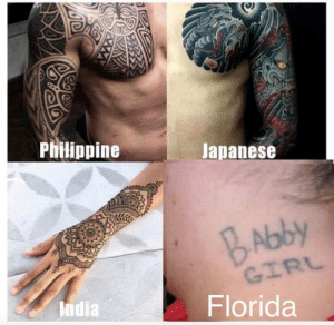 Memes, India, and Japanese: Philippine  Japanese  BAbby  India  lorida Southern Pride via /r/memes https://ift.tt/2N5rgdN