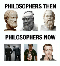 Now, Philosophers, and Then: PHILOSOPHERS THEN  PHILOSOPHERS NOW https://t.co/IYfU9NHVNH