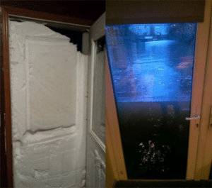 phoenix-falls:  malformalady:  Wisconsin snow storm versus flooding in Ireland  Ireland isn't fucking around with the sealing capabilities of their doors : phoenix-falls:  malformalady:  Wisconsin snow storm versus flooding in Ireland  Ireland isn't fucking around with the sealing capabilities of their doors
