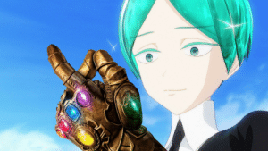 Phos can finally snap away the enemy like Sensei: Phos can finally snap away the enemy like Sensei