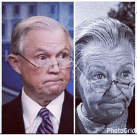 jeffsessions totally looks like granny: Photo Grid jeffsessions totally looks like granny