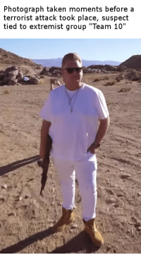 """Taken, Http, and Nick: Photograph taken moments beforea  terrorist attack took place, suspect  tied to extremist group """"Team 10"""" <p>Nick Crompton not from Compton back at it again via /r/MemeEconomy <a href=""""http://ift.tt/2uccQ4D"""">http://ift.tt/2uccQ4D</a></p>"""