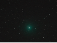photos-of-space:  2 Hour Timelapse of comet 46P [OC] [2000x1500]: photos-of-space:  2 Hour Timelapse of comet 46P [OC] [2000x1500]