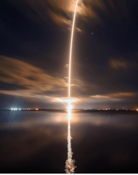 photos-of-space:  A Time-Lapse of the Parker Solar Probe Launch on August 12th, 2018 from Launch Complex 37 at Cape Canaveral Air Force Station [1280x1600]: photos-of-space:  A Time-Lapse of the Parker Solar Probe Launch on August 12th, 2018 from Launch Complex 37 at Cape Canaveral Air Force Station [1280x1600]