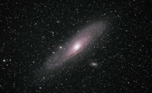 photos-of-space:  Andromeda Galaxy, I took this from my backyard.: photos-of-space:  Andromeda Galaxy, I took this from my backyard.