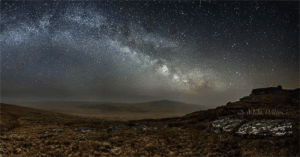 Tumblr, Blog, and Space: photos-of-space:  Bodmin Moor Awarded International Dark Skies Landscape Designation
