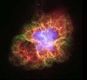photos-of-space:  Crab Nebula: A Star's Spectacular Death (NASA, Chandra, 10/24/06): photos-of-space:  Crab Nebula: A Star's Spectacular Death (NASA, Chandra, 10/24/06)